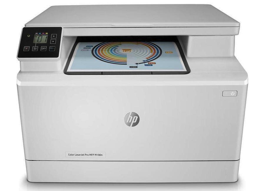 HP Color LaserJet Pro MFP M180n (T6B70A) цена