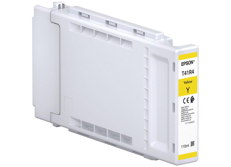 Фото - Epson T41R440 Yellow 110 мл (C13T41R440) набор контейнеров epson t7414 yellow 6x1000 мл c13t773440