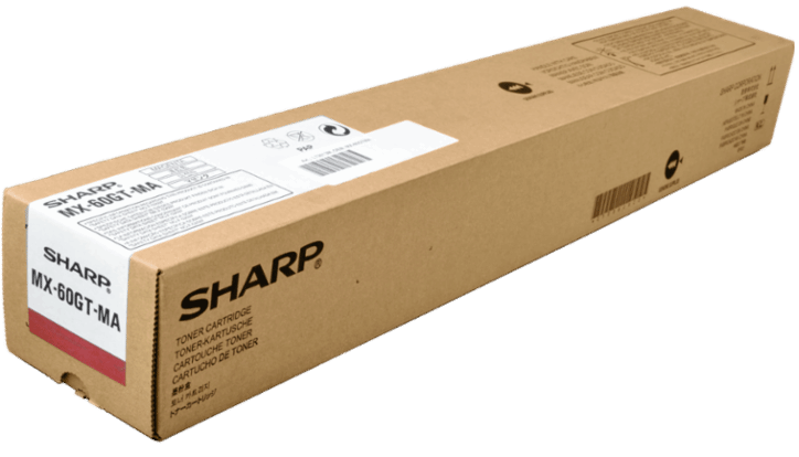 Фото - Тонер-картридж Sharp MX-61GTMA тонер картридж sharp mx 561gt
