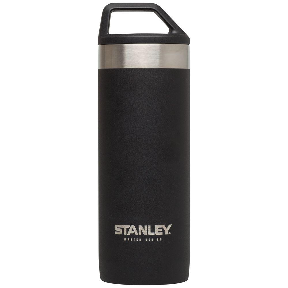 Термокружка Stanley Master, черная термокружка stanley ceramivac