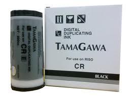 Краска черная TG-CR-E, 800 мл, краска синяя ink cz blue s 4879 800 мл