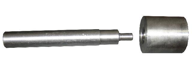 Фото - Инструмент для установки люверсов на баннеры d10 мм, ручной ручной инструмент