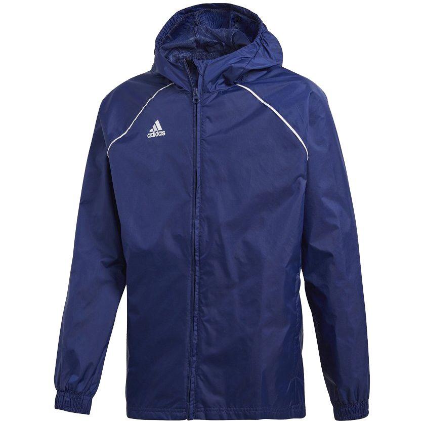 Куртка Core 18 RN, синяя, размер M фото