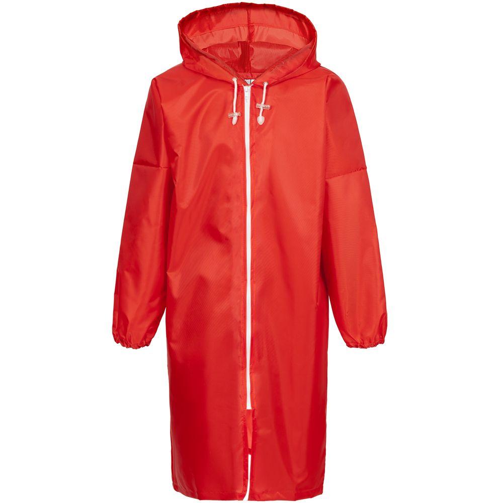 Дождевик Rainman Zip красный, размер L платье concept club rely цвет красный 10200200342 размер l 48