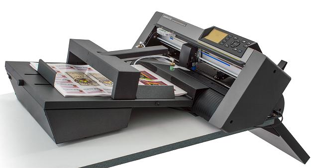 режущий плоттер graphtec ce6000 40 Автоматическая цифровая режущая система CE6000-40 Plus с автоподатчиком F-Mark