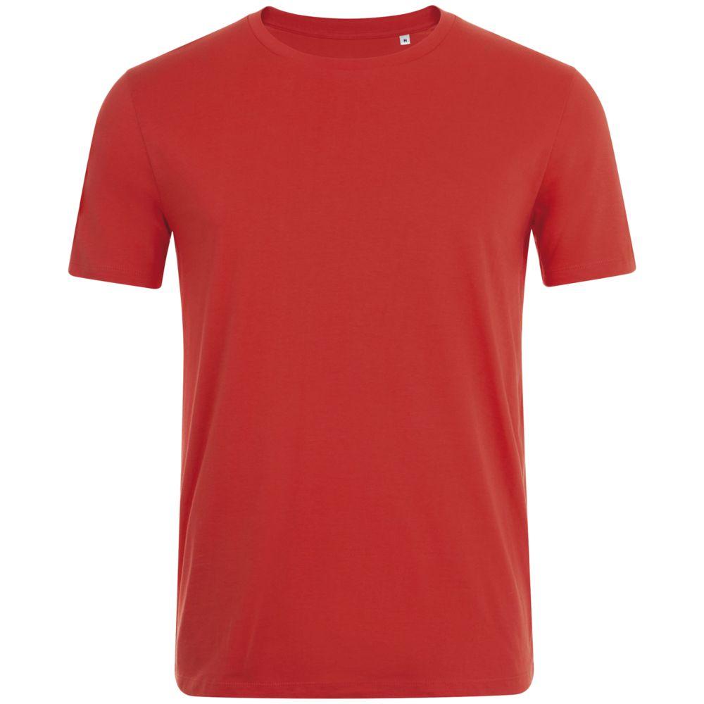 футболка мужская anta цвет черный 85839144 3 размер m 48 Футболка мужская MARVIN красная, размер M