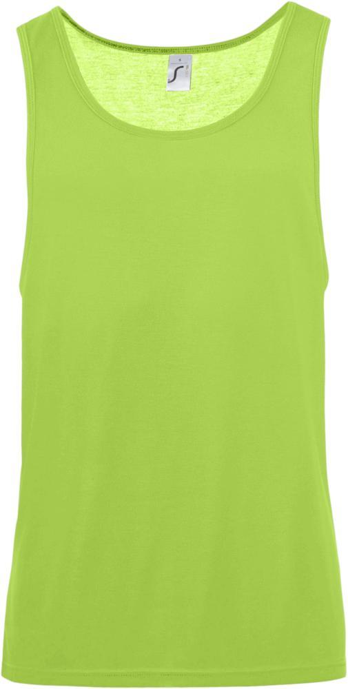 Топ унисекс JAMAICA 120 зеленый неон, размер XL