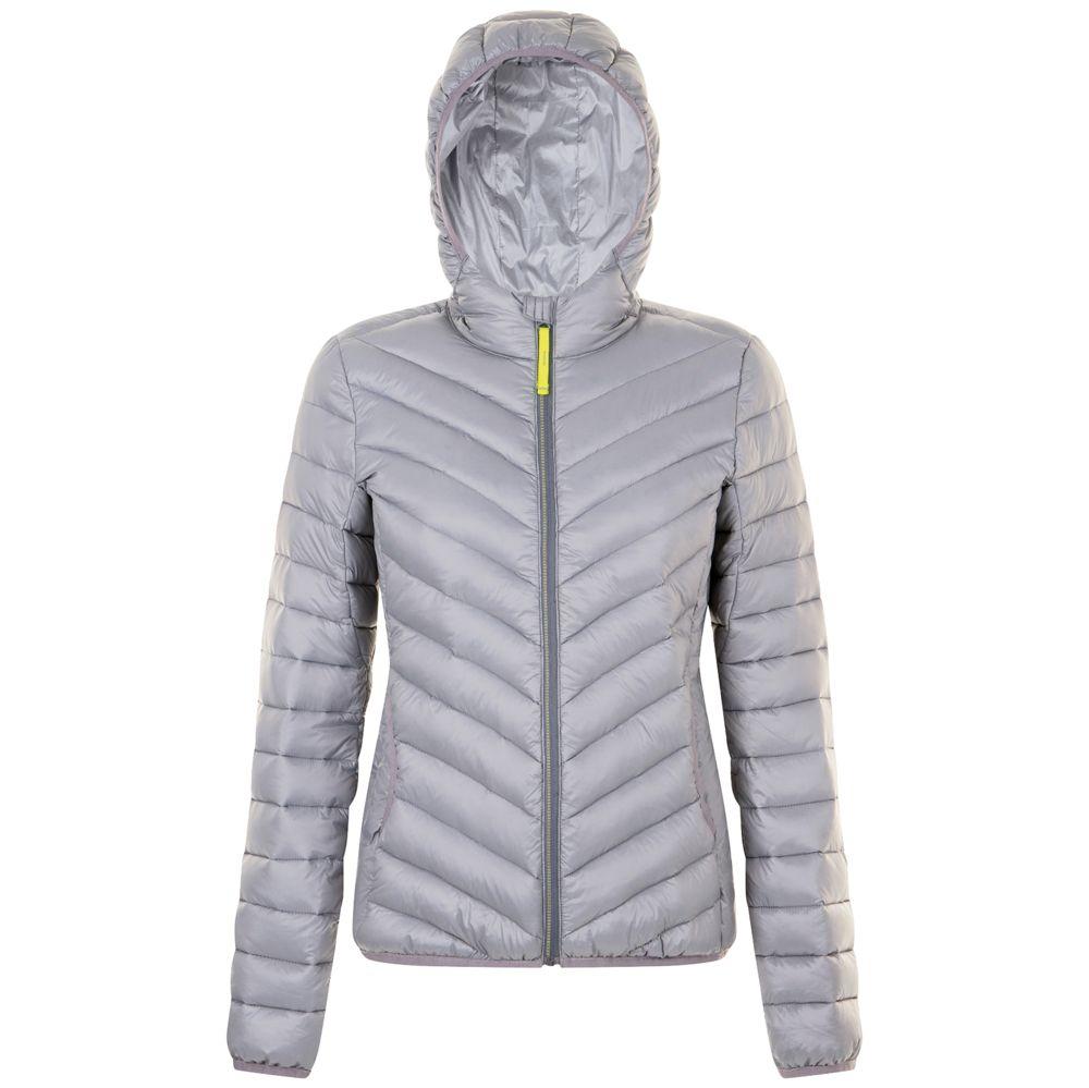 Куртка пуховая женская RAY WOMEN серая, размер S