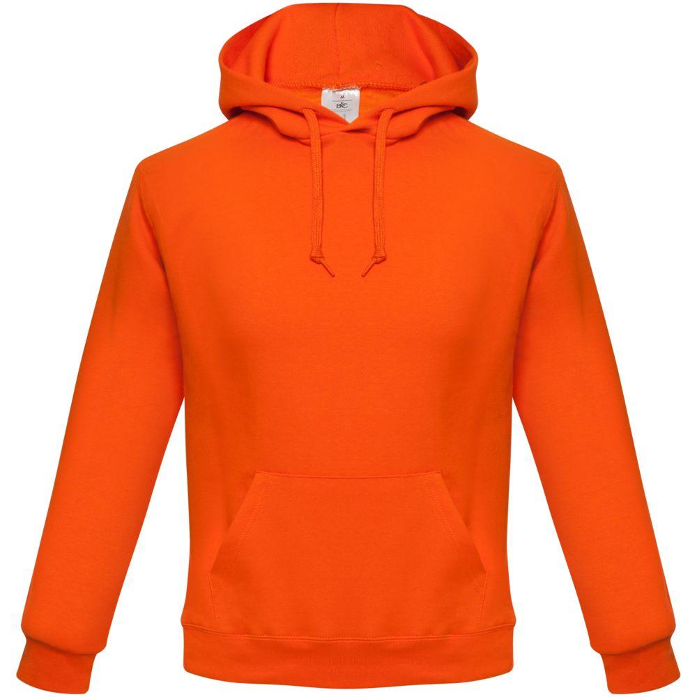Толстовка ID.003 оранжевая, размер XXL