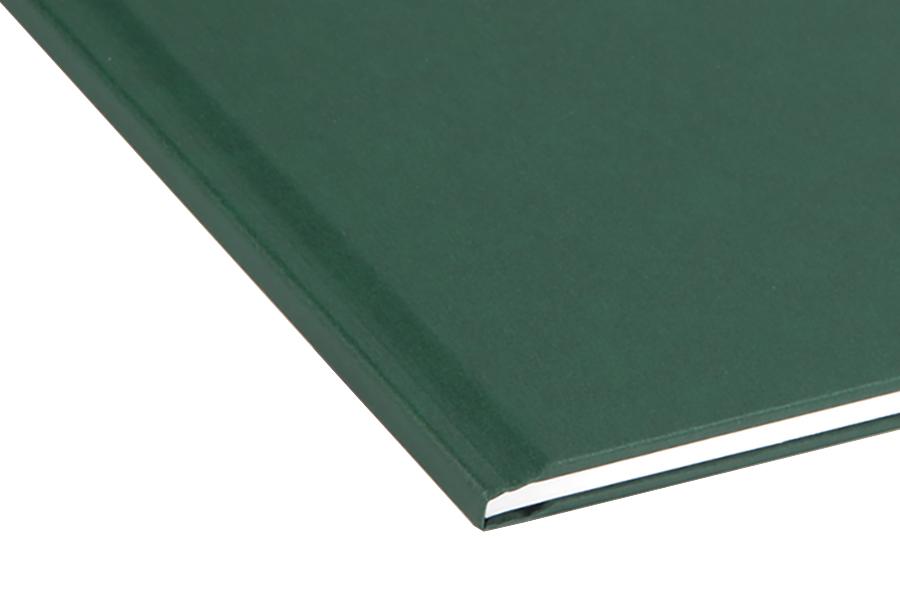 Папка для термопереплета Unibind, твердая, 280, темно-зеленая папка для термопереплета твердая 280 оранжевая