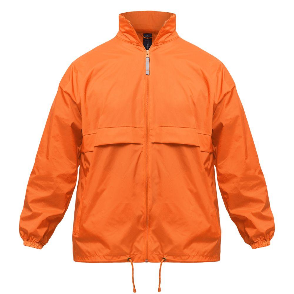 Ветровка Sirocco оранжевая, размер M фото