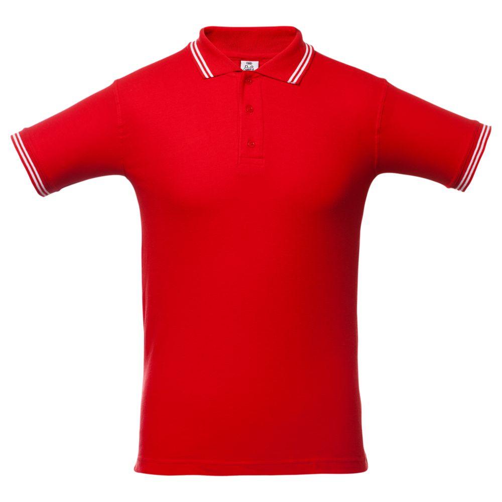 Фото - Рубашка поло Virma Stripes, красная, размер L рубашка поло мужская virma premium красная размер l