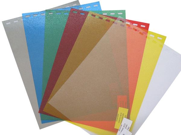 Обложки пластиковые, Кожа, A4, 0.18 мм, Дымчатый, 100 шт обложки пластиковые кожа a4 0 18 мм желтый 100 шт
