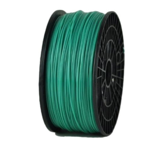 Фото - Пластик PLA темно-зеленый точилка для карандашей механическая deli e0748 1 отверстие 8мм пластик зеленый