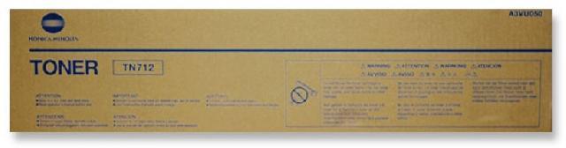 Тонер-картридж Konica Minolta TN-712 тонер картридж konica minolta tn 512y