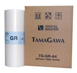 Мастер-пленка A4 TG-GR, TAMAGAWA мастер пленка a3 tg vt