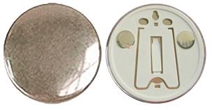 Заготовки для настольных фоторамок d158 мм, магнит, 50 шт