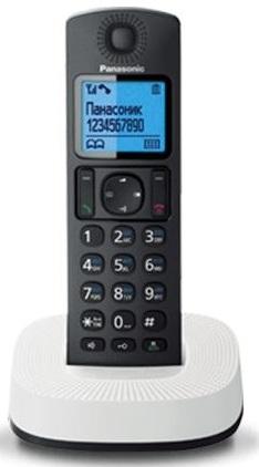 Фото - KX-TGC310RU2 проводной и dect телефон foreign products vtech ds6671 3