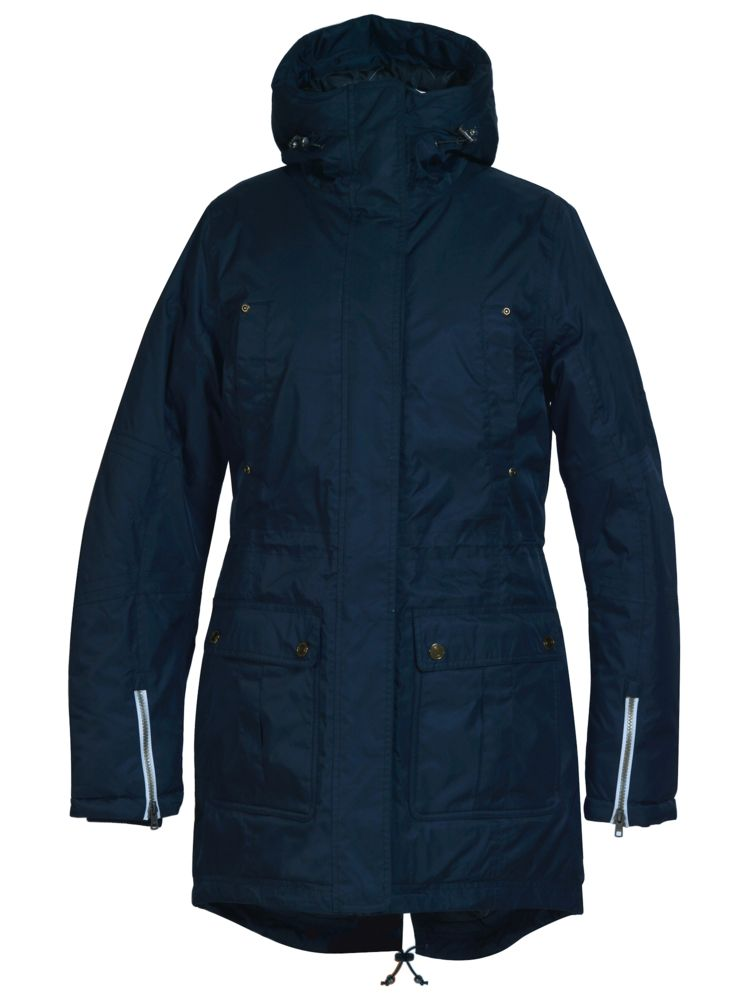 цена Куртка женская Westlake Lady темно-синяя, размер XL онлайн в 2017 году