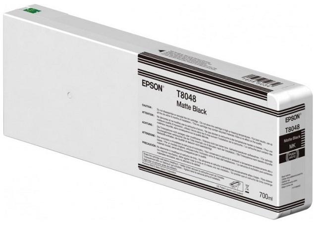 Epson T8048 Matte Black 700 мл (C13T804800) epson t6925 matte black 110 мл c13t692500