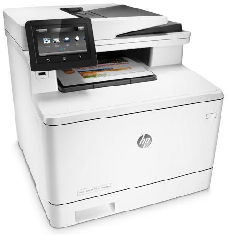 цена на HP Color LaserJet M477fdn (CF378A)