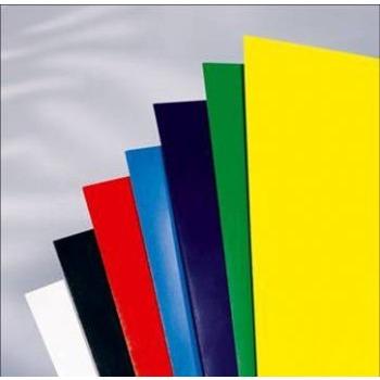 Обложка картонная, Глянец, A3, 250 г/м2, Синий, 100 шт цена и фото