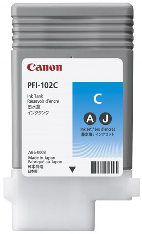 Фото - Canon PFI-102C Cyan 90 мл (0896B002) легкодоступное железо джентл айрон 90 капсул solgar минералы
