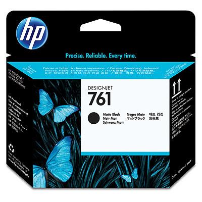 Фото - Печатающая головка HP №761 Designjet Matte Black (CH648A) обслуживающий картридж hp designjet 761 для hp designjet t7100 ch649a