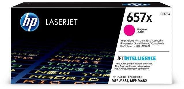 Фото - Картридж HP 657X LaserJet (CF473X) картридж hp cf363a 508a для color laserjet m552 m553 пурпурный 5000стр