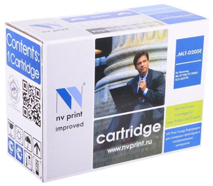 Фото - Картридж NV Print MLT-D205E картридж nv print mlt d208l