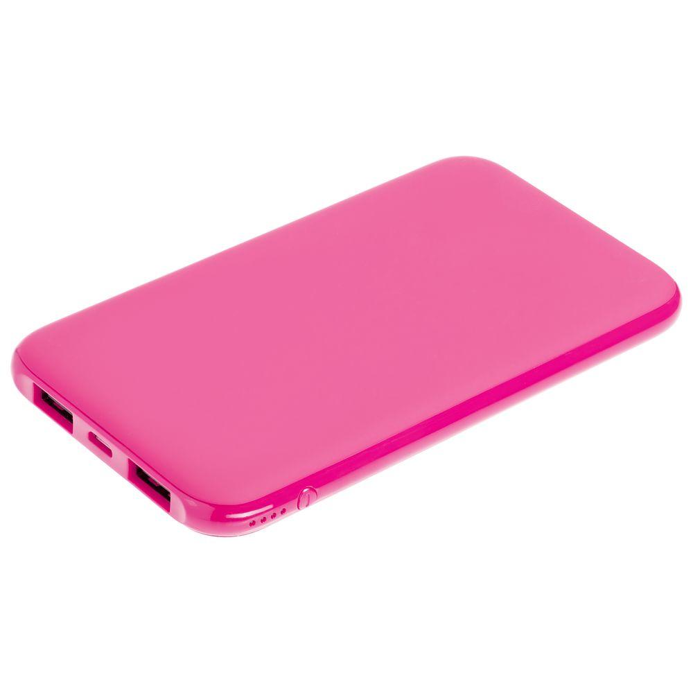 Фото - Внешний аккумулятор Uniscend Half Day Compact 5000 мAч, розовый внешний аккумулятор uniscend all day compact 10000 мaч белый