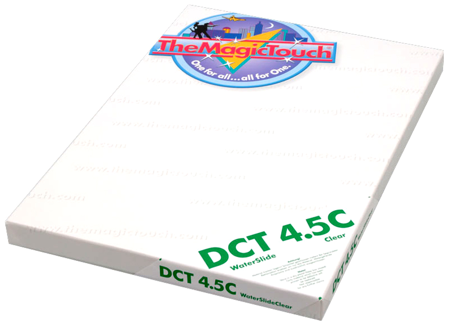 DCT 4.5C A3 (Термотрансферная бумага для твердых поверхностей) touch бумага для рисования marker pad a3 10 л