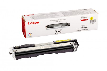 Фото - Тонер-картридж Canon 729 (4367B002) canon 729 черный
