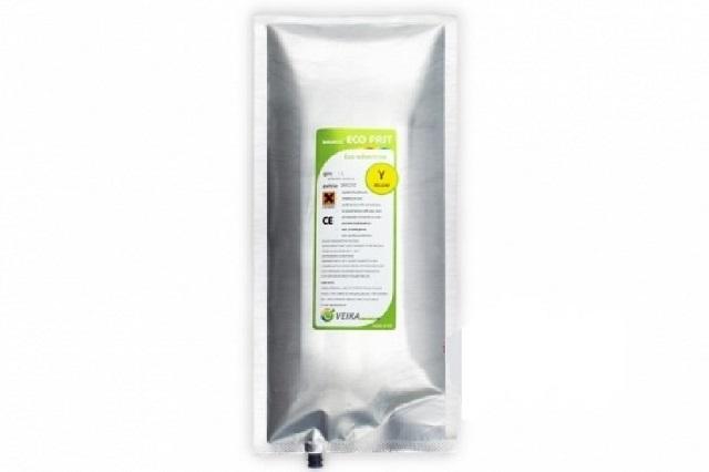 Фото - VEIKA Balance Eco Fast (Yellow), 1 л (пакет) наполнитель для кошачьего туалета icat lavander силикагелевый впитывающий 5 л