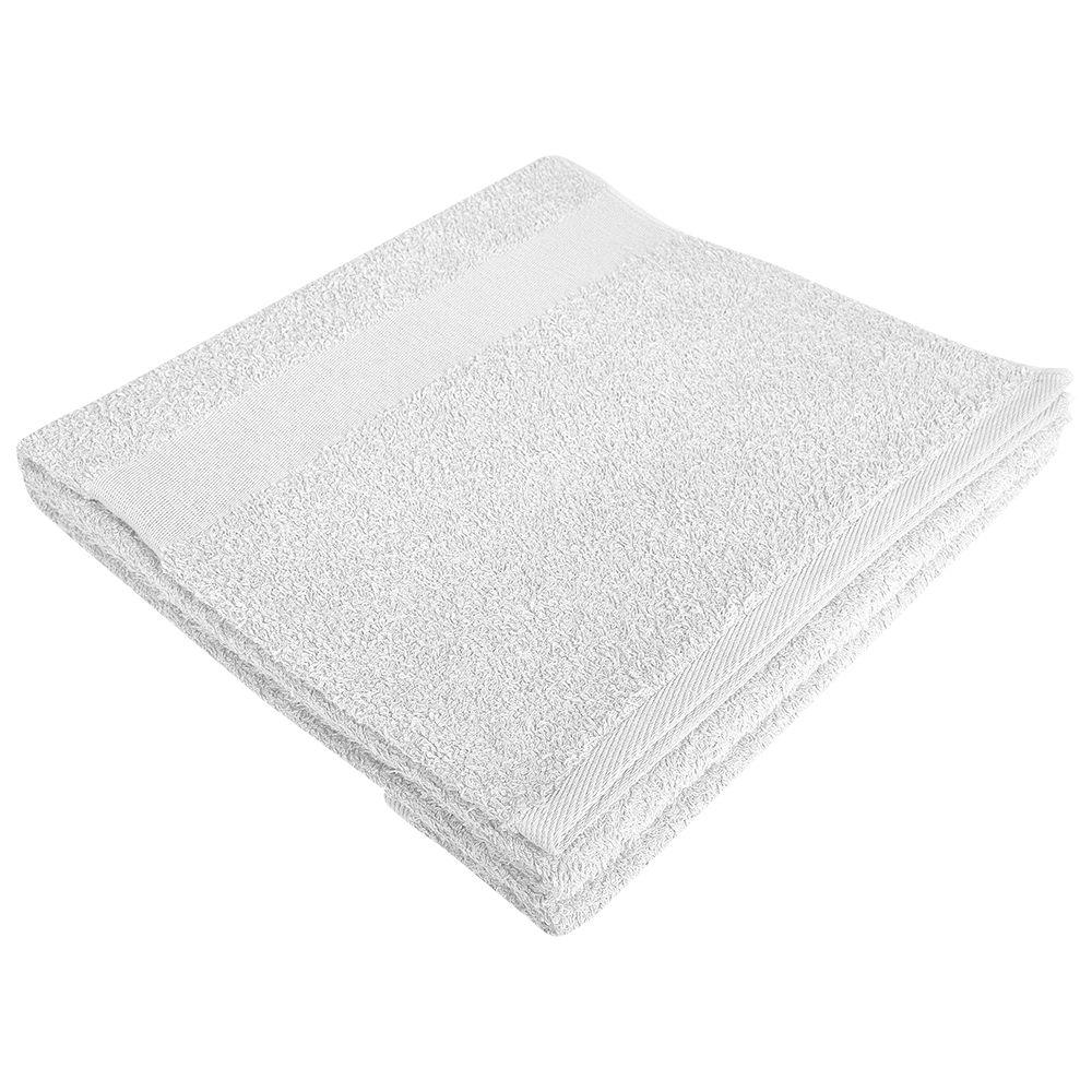 Полотенце махровое Soft Me Large, белое
