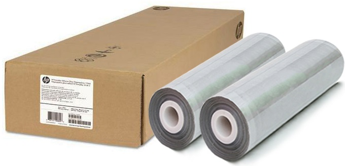 Рулонная самоклеящаяся пленка для печати HP Everyday Adhesive Matte Polypropylene (C0F19A) пленка