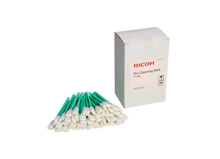 Фото - Набор палочек для очистки от чернил Ricoh Pro Cleaning stick Type A (841909) шампунь для животных show tech для глубокой очистки 41ste032 5 л