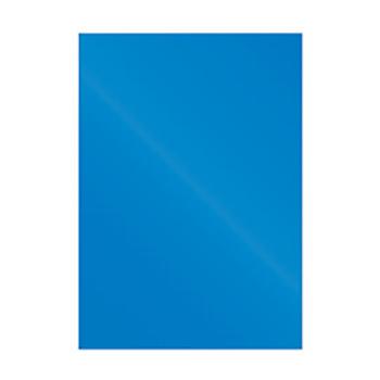 Фото - Обложка картонная Fellowes Chromolux, Глянец, A4, 250 г/м2, Синий, 100 шт обложка картонная лен a3 250 г м2 синий 100 шт