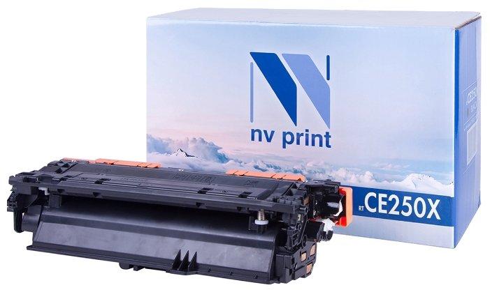 Фото - Картридж NV Print CE250X/723H картридж hp ce250x