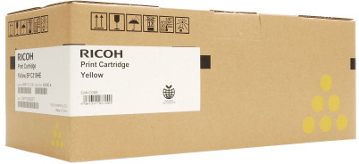 Фото - Ricoh Print Cartridge желтый SP C352E картридж ricoh sp c352e для ricoh sp c352dn голубой 6000стр