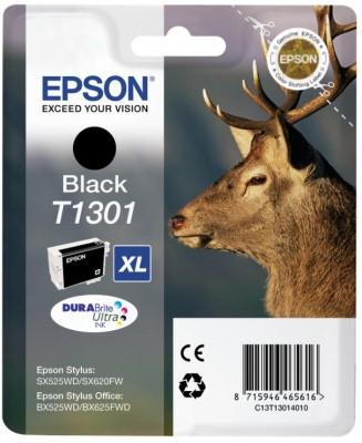 Фото - Картридж Epson C13T13014010/C13T13014012 картридж epson c13t70324010