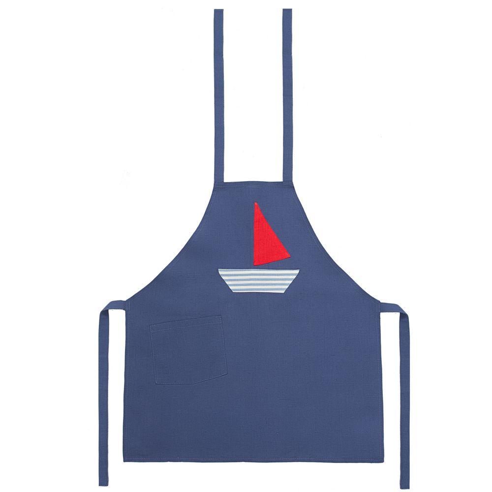 Фартук детский «Морячок», синий фартук детский тк традиция