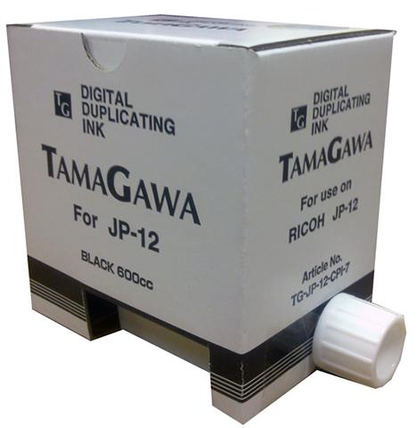 Краска черная TG-JP12-CPI-7,600мл,