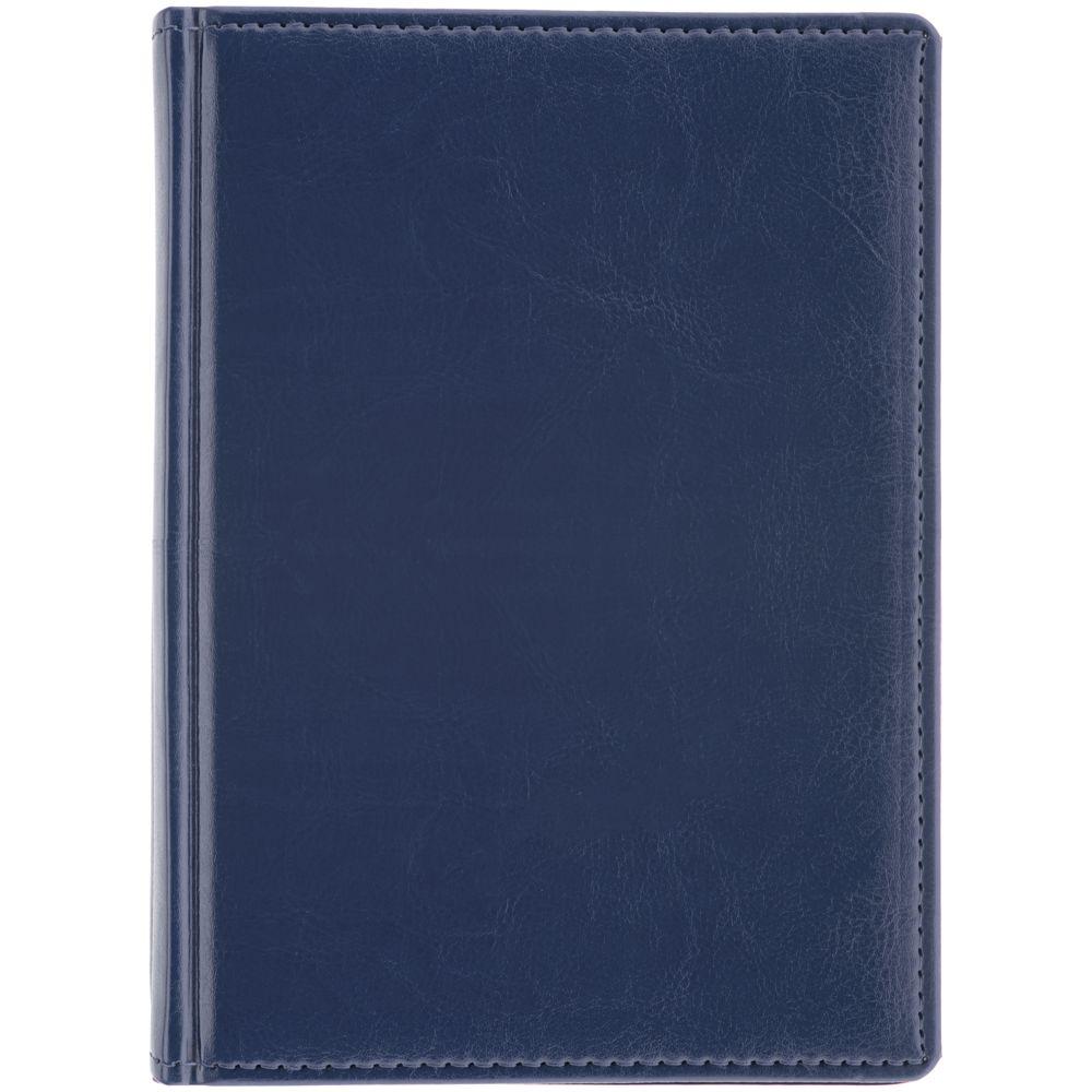 Ежедневник Nebraska, недатированный, синий