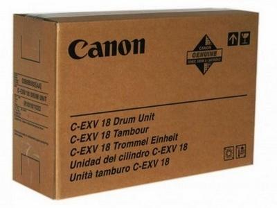 Фото - Фотобарабан Canon C-EXV18 (0388B002AA 000) фотобарабан canonс ехv34du black для irc2020l 2030l черный 3786в003 aa