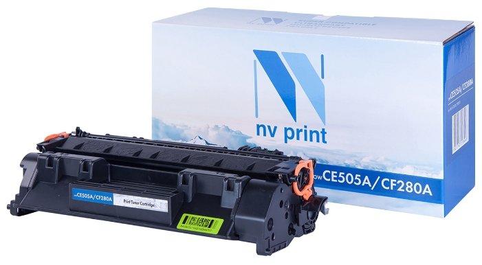 Фото - Картридж NV Print CF280A/CE505A футболка print bar warhammer