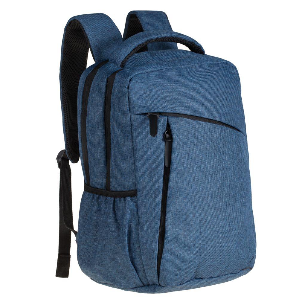 Рюкзак для ноутбука Burst, синий рюкзак для ноутбука burst argentum серый с темно серым