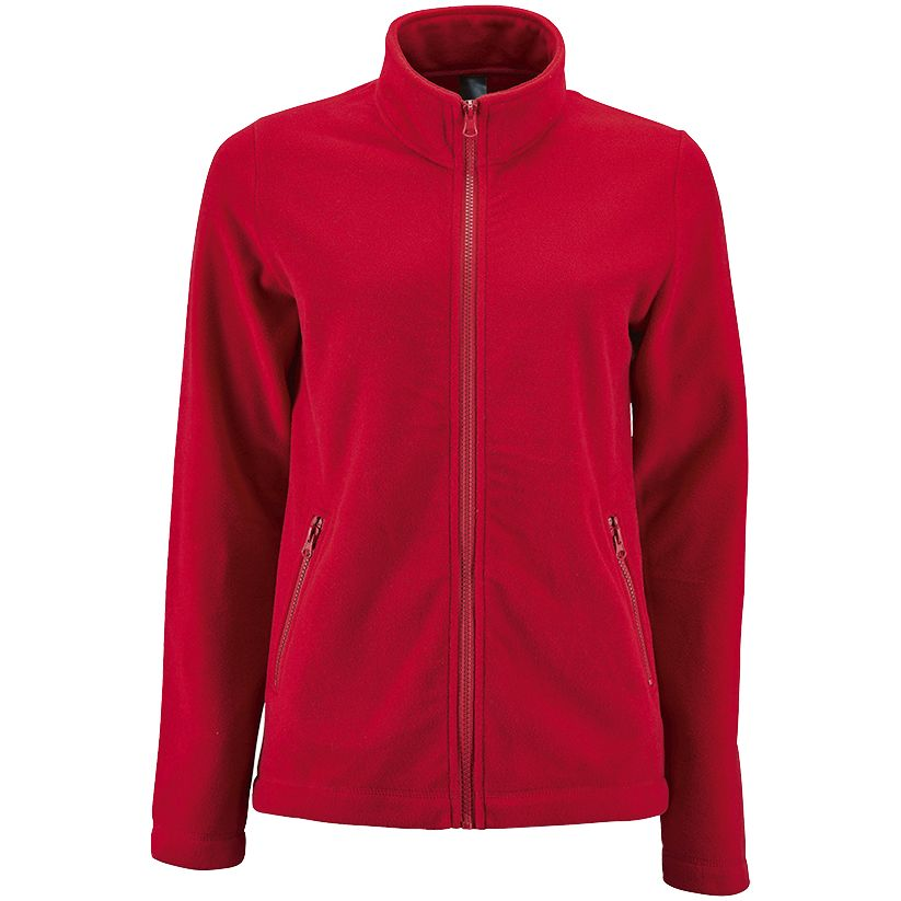 Куртка женская Norman Women красная, размер S