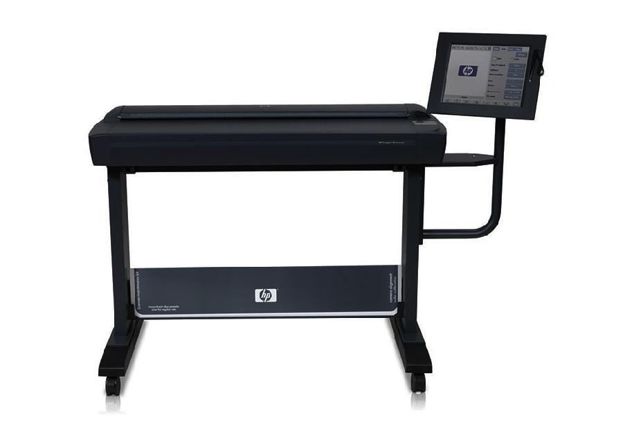 HP Designjet HD (CQ654B).