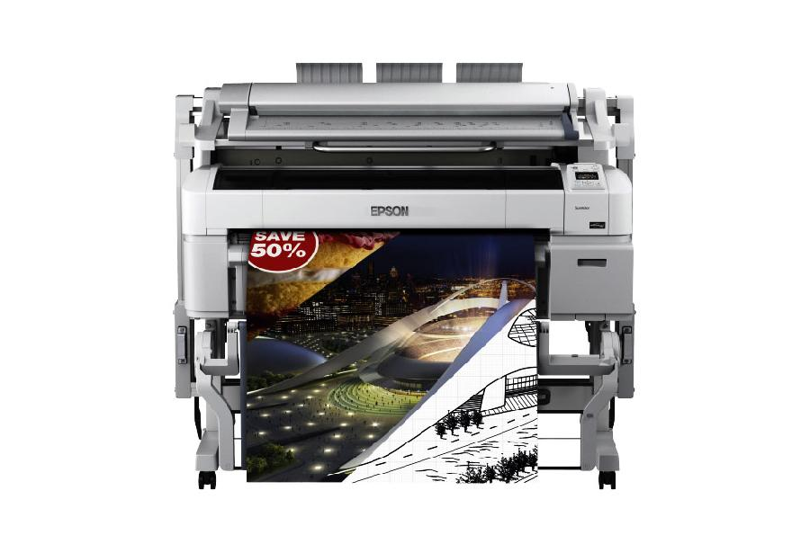 Фото - Epson SureColor SC-T5200 MFP HDD (C11CD67301A2) travel blue eur global 220v арт 914 xx
